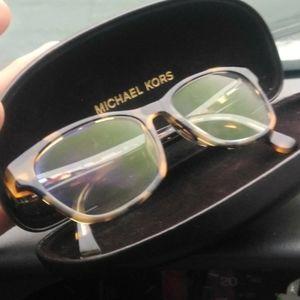 Michael Kors MK829 Tortoise RX Eyeglasses 51mm